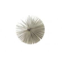 Τουμπόβουρτσα Sit στρογγυλή για τζάκια & σόμπες