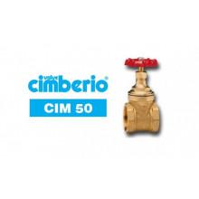 """Βάνα ορειχάλκινη 1/2"""" τύπου compact CIM 50"""