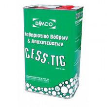 Καθαριστικό αποφρακτικό υγρό CESS-TIC 4LT