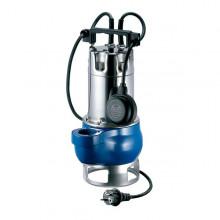 Αντλία VORTEX - περιδύνισης ακαθάρτων PENTAX DG100/2 1,8HP 220V για ακάθαρτα νερά με φλωτέρ και 10 μέτρα καλώδιο