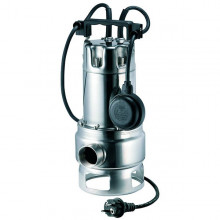Αντλία VORTEX - περιδύνισης ακαθάρτων PENTAX DX80/2 1,4HP 220V για ακάθαρτα νερά με φλωτέρ και 10 μέτρα καλώδιο