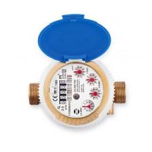 """Υδρόμετρο απλής ριπής MADDALENA CD ONE TRP 1"""" υγρού τύπου (λαδιού) κρύου νερού"""