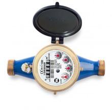 """Υδρόμετρο πολλαπλής ριπής MADDALENA DS TRP 3/4"""" υγρού τύπου (λαδιού) κρύου νερού"""